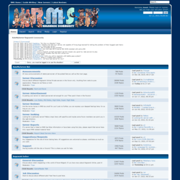 Forum.ratemyserver.net thumbnail