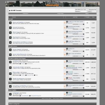 forum sa-mp com at WI  SA-MP Forums - Powered by vBulletin