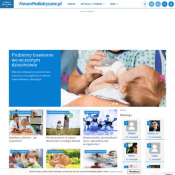 Forumpediatryczne.pl thumbnail