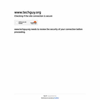 Forums.techguy.org thumbnail