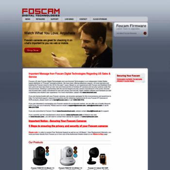 Foscam.us thumbnail