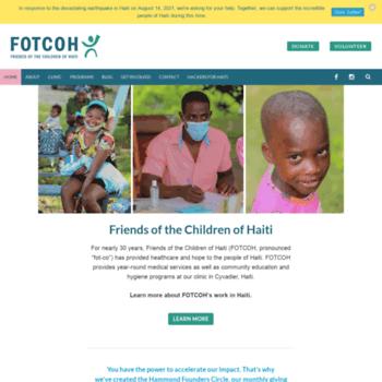 Fotcoh.org thumbnail