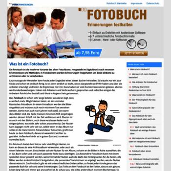 Fotoerinnerungen.de thumbnail