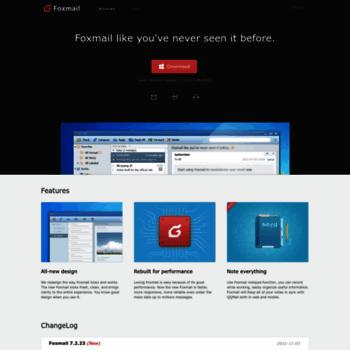 Foxmail.com.cn thumbnail