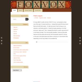 Foxvox.org thumbnail