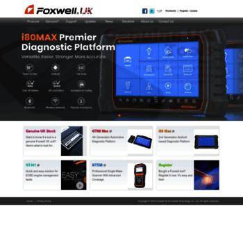 Foxwelluk.co.uk thumbnail