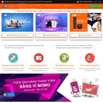 Fptnamdinh.com.vn thumbnail