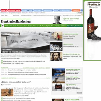 Fr-aktuell.de thumbnail