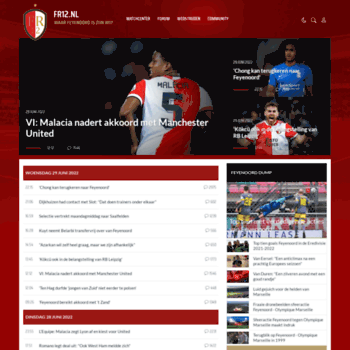 Fr12.nl thumbnail