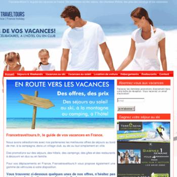 Francetraveltours.fr thumbnail