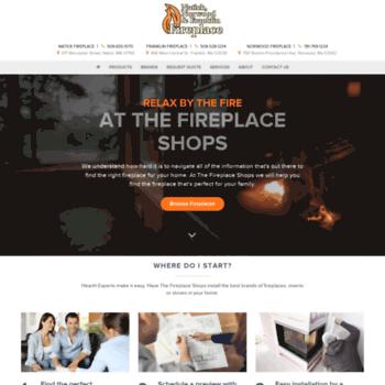 Franklinfireplace.biz thumbnail