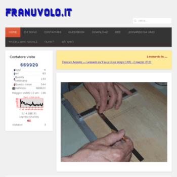 Franuvolo.it thumbnail