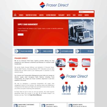 Fraserdirect.net thumbnail