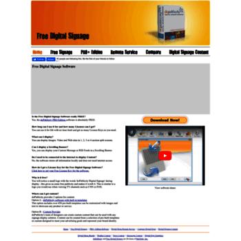 Free Digital Signagecom At Wi Free Digital Signage Software And