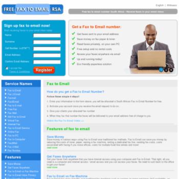 Free-fax-to-email-rsa.co.za thumbnail