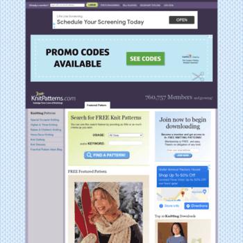 Free-knitpatterns.com thumbnail