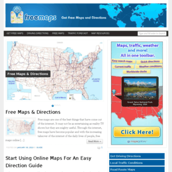 free-maps.net at WI. Free Maps and Driving Directions ... on weather phone, weather rates, weather activities,