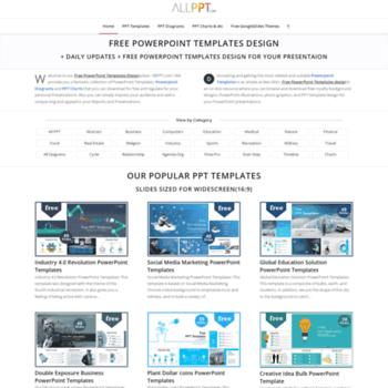Free-powerpoint-templates-design.com thumbnail