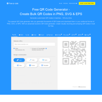 free-qr-code net at WI  Free QR Code Generator for SVG PNG - Free-QR