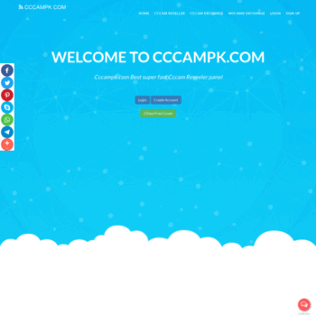 free cccampk com at WI  CccamPk com Super Fast Cccam,MGcam