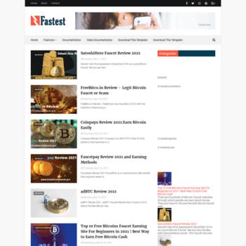 Freebitcoinfaucet.pro thumbnail