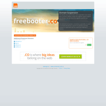 acheter populaire 34c7e ff120 freebooter.co at Website Informer. Visit Freebooter.