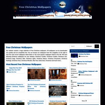 Freechristmaswallpapers.net thumbnail