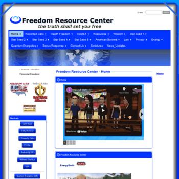 Freedomclubusa.org thumbnail