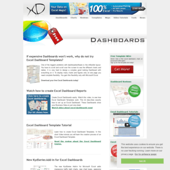 freeexceldashboards com at WI  Download free Excel Dashboard