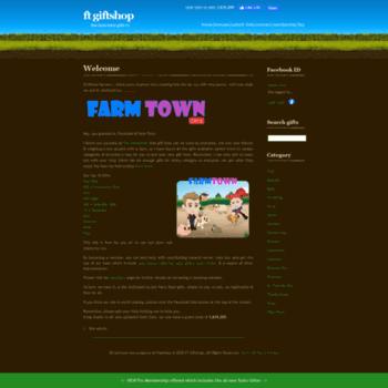 Freefarmtowngiftshop.com thumbnail
