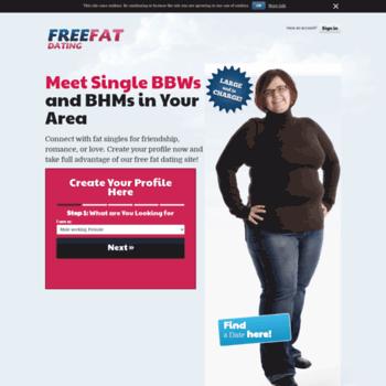 Gratis dating site FAT