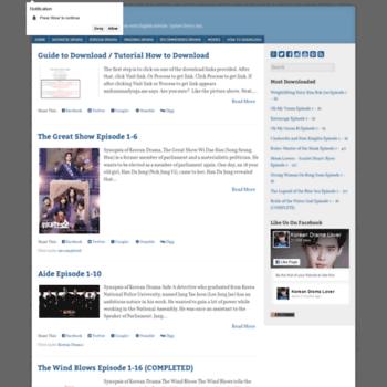 freekoreandrama blogspot com at WI  Free Korean Dramas
