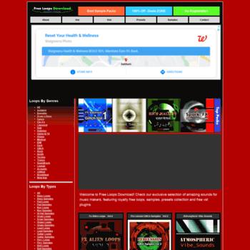 freeloopsdownload com at WI  Free Loops Download