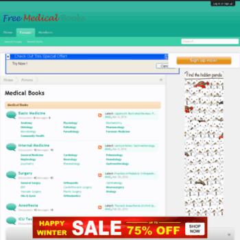 Freemedicalbook.net thumbnail