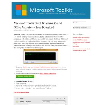 windows 10 toolkit 2.6 download