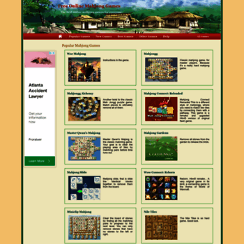 Freeonlinemahjonggames.net thumbnail