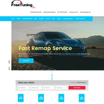 freetuningfiles com at WI  Chiptuning Service - Winols