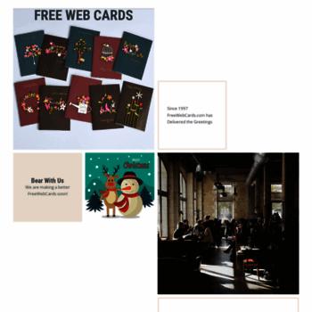 Freewebcards.com thumbnail