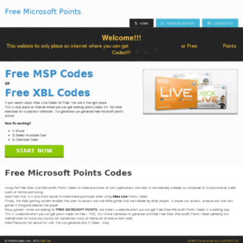 freexboxpointcodes com at WI  Free Microsoft Points - How to get