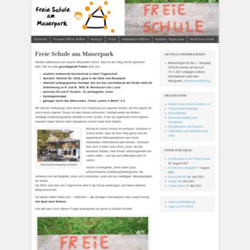Freieschuleberlin.de thumbnail