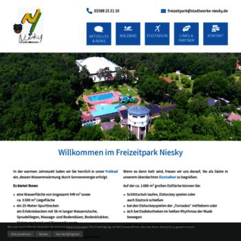 Freizeitpark-niesky.de thumbnail