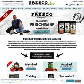 Fresco.dog thumbnail