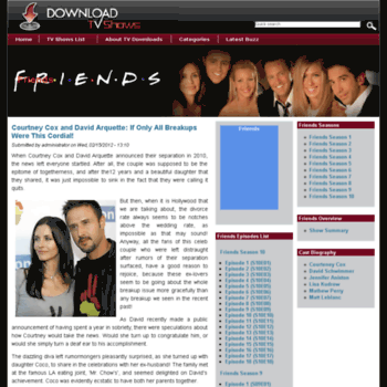 Friends.download-tvshows.com thumbnail