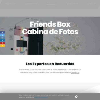 Friendsbox.mx thumbnail