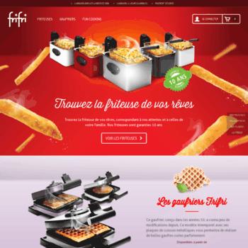 Frifri-shop.fr thumbnail
