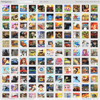 Friv5games.net thumbnail
