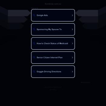 Fronteras.com.co thumbnail