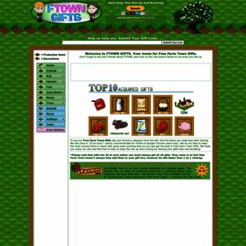 Ftowngifts.com thumbnail
