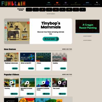 Funbrain.com thumbnail