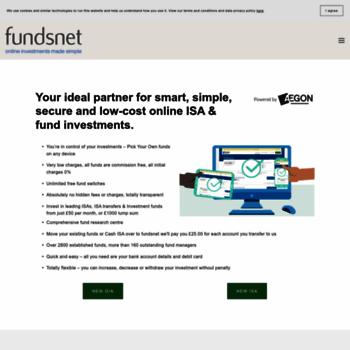 Fundsnet.co.uk thumbnail